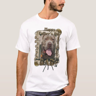 Fathers Day - Stone Paws - Mastiff - Snoop - Dad T-Shirt