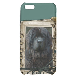 Fathers Day - Stone Paws - Newfoundland Cover For iPhone 5C