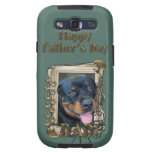 Fathers Day - Stone Paws - Rottweiler - Harley Samsung Galaxy SIII Cover