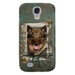 Fathers Day - Stone Paws - Vallhund Galaxy S4 Covers