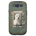 Fathers Day - Stone Paws - Westie Galaxy SIII Covers