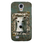 Fathers Day - Stone Paws - Whippet Samsung Galaxy S4 Cover