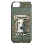 Fathers Day - Stone Paws - Whippet iPhone 5C Cases