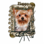 Fathers Day - Stone Paws - Yorkshire Terrier Cut Outs