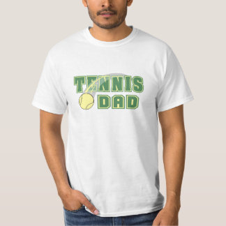 Father's Day Tennis Dad T-Shirt