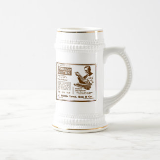 Father's Day Tie ad June 1928 Beer Stein