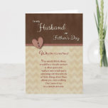 Father's Day to Husband - Why Do I Love You? Card