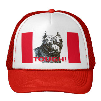 FATHERS DAY TOUGH DAD WORK CAP! TRUCKER HAT