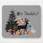 Father's Day Wildlife Mouse Pad