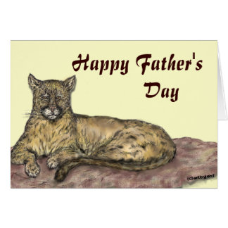 Father's Day wishes Greeting Card
