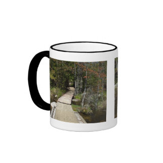 Father's Day -Wooden Path Coffee Mugs