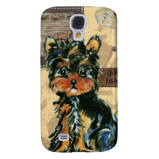 FATHER'S DAY YORKIE GALAXY S4 COVER