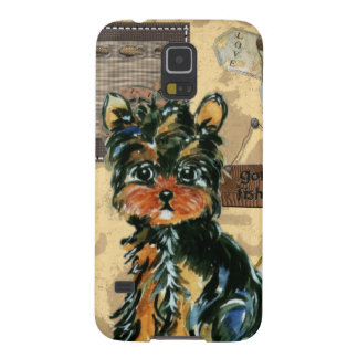 FATHER'S DAY YORKIE GALAXY S5 COVER