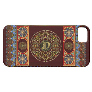 Fathers & Mothers Day Monogram D Match ipad mini iPhone SE/5/5s Case