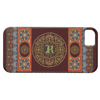 Fathers & Mothers Day Monogram R Match ipad mini iPhone SE/5/5s Case