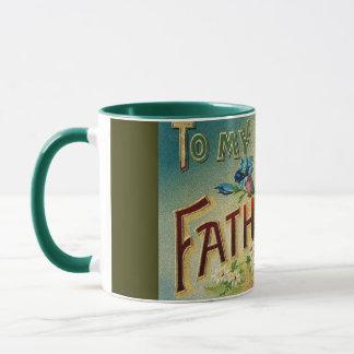 fathers vintage mug