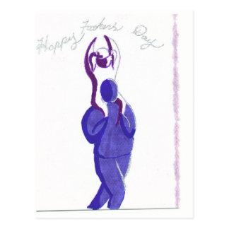 FathersDay Postcard