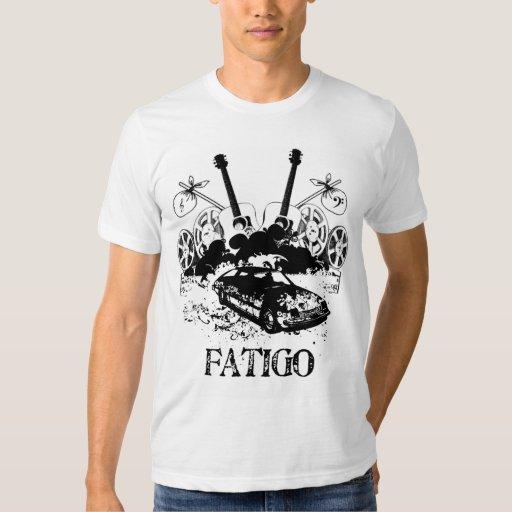 Fatigo On Tour T-shirt
