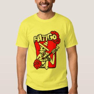 fatigoskeleton tee shirt