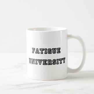 Fatigue U Coffee Mugs