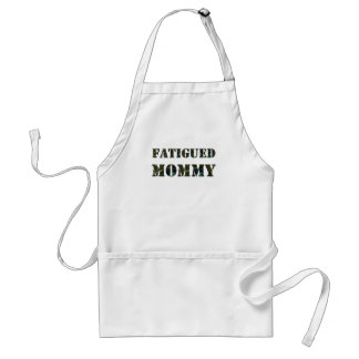 Fatigued Mommy Adult Apron
