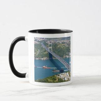 Fatih Sultan Mehmet Bridge over the Bosphorus, Mug