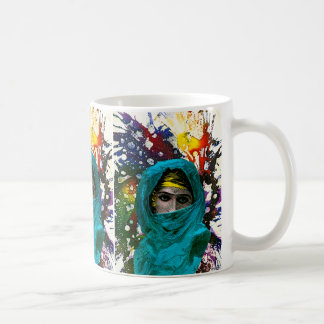 Fatima by Michael Moffa Coffee Mug