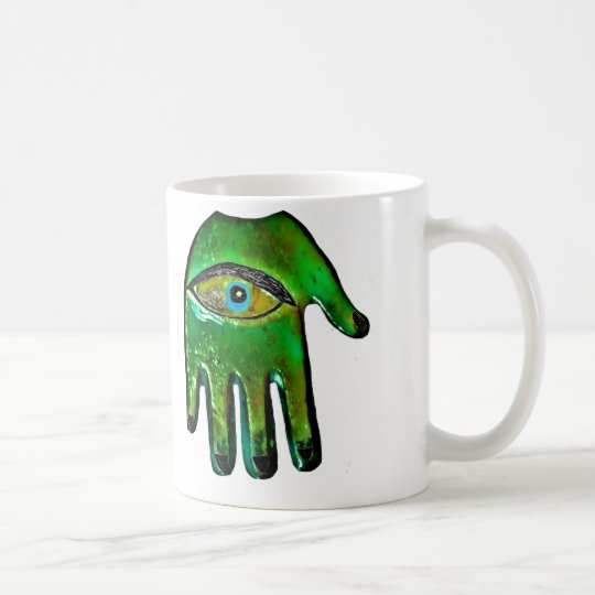Fatima Hand protection Coffee Mug