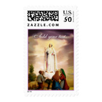 Fatima, our lady of postage