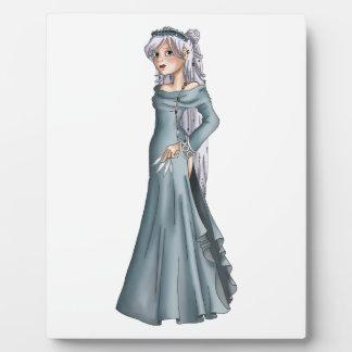 Fatima Three Moons Plaque