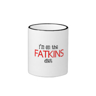 Fatkins Ringer Mug