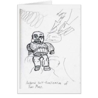 Fatso Card