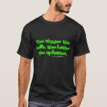 Fatter Splatter T-Shirt