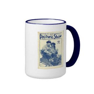 Fatty Arbuckle vintage magazine cover mug