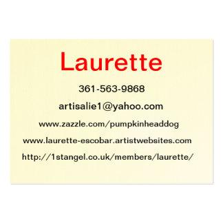 Fatty BC Business Card