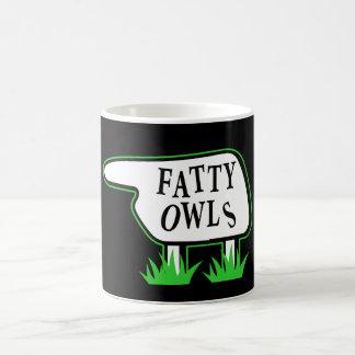 Fatty Owls Coffee Mug