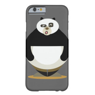 Fatty Panda with wierd face Barely There iPhone 6 Case
