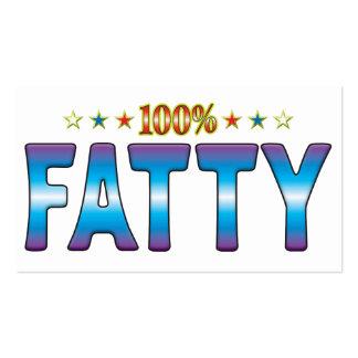 Fatty Star Tag v2 Business Card Templates