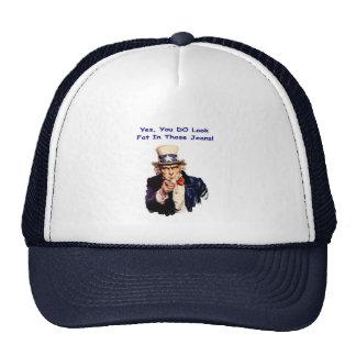 Fatty Trucker Hat