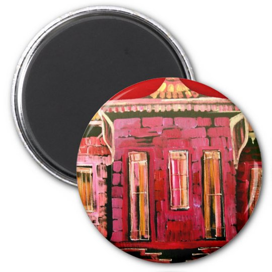 Faubourg Rouge Magnet