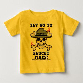 Faucet Fires Baby T-Shirt