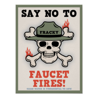 Faucet Fires Poster