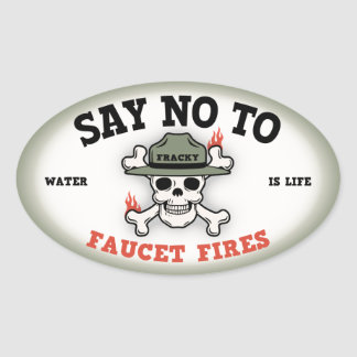 Faucet Fires Stickers
