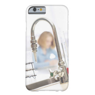 Faucet in classroom barely there iPhone 6 case