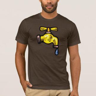 Faucet Mens T-Shirt