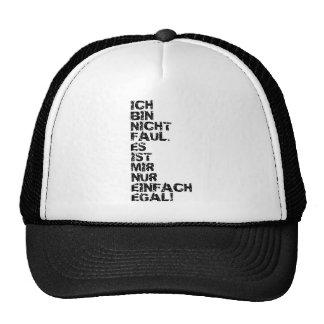 Faul Trucker Hat