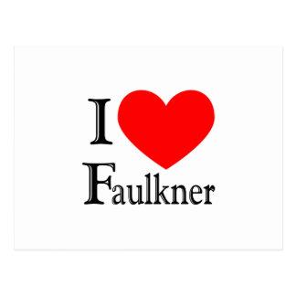 Faulkner Postcard