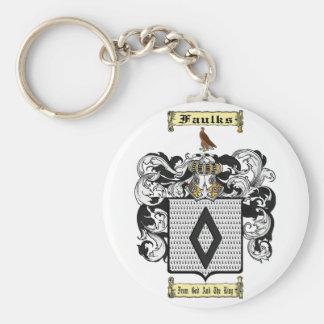 Faulks Keychain