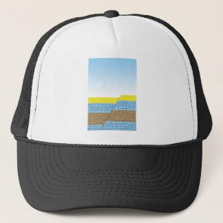 Fault 3 trucker hat