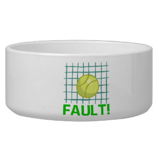 Fault Dog Water Bowl